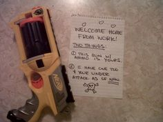 Dear Future Wife: Please do something like this for me... you'd be the coolest person ever. Thanks :)