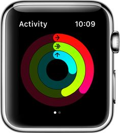 With the Activity app on your Apple Watch, you can track how much you move, exercise, and standfrom day to day.