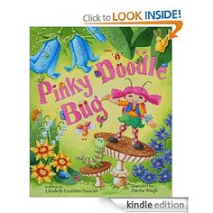 Great Children's Book: Pinky Doodle Bug by Elizabeth Hamilton-Guarino (Author), Sandra Waugh (Illustrator)