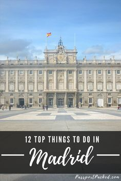 The best things to do in Madrid, for tourists wanting to get the most out of their stay. What to see in Madrid and more importantly where to eat in Madrid!
