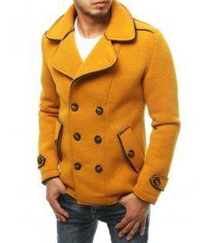 Karamelový pánsky dvojradový kabát Brooks Brothers, Tommy Hilfiger, Coat, Jackets, Products, Fashion, Down Jackets, Moda, Sewing Coat