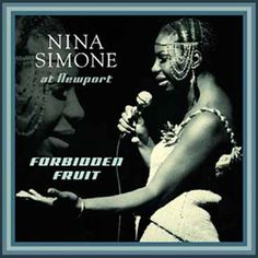Nina Simone - Nina Simone At Newport Forbidden Fruit on Import 2LP