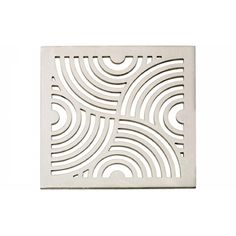 California Faucets 9175-A-SN STYLEDRAIN Satin Nickel Shower Drain Covers Tub & Shower Accessories |eFaucets.com