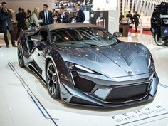 Cool cars 2019 Fenyr SuperSport is displayed at the Geneva International New Sports Cars, Exotic Sports Cars, Super Sport Cars, Exotic Cars, Super Cars, Sexy Cars, Hot Cars, Ferrari, Lykan Hypersport