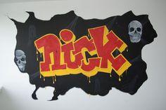 Graffiti Nick