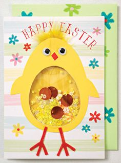 easter greeting card - i may have to send out some easter cards this year