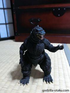 S.H. MonsterArts Godzilla 1995 Birth