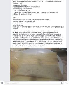 Tamales light yo lo voy a preparar con pollo para q tengan proteina