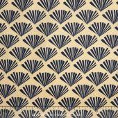Valley - Fringe Bisque Navy Yardage - Sherri & Chelsi of A Quilting Life - Moda Fabrics — Missouri Star Quilt Co.