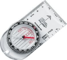 Silva Polaris Baseplate Compass -- Read more  at the image link.