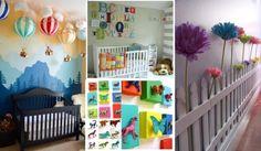 Cum decoram camera copilului nou nascut - 15 idei senzationale Cribs, Furniture, Home Decor, Cots, Decoration Home, Bassinet, Room Decor, Baby Crib, Home Furnishings