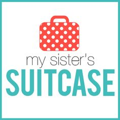 {My Sister's Suitcase} 2 sisters who share a love of all things creative! The place to find new ideas for home decor, easy DIY projects, and upcycling. Get inspired with simple kids activities, free printables, and inexpensive gift ideas. Find us at mysisterssuitcase.blogspot.com & Follow on Pinterest: pinterest.com/sisterssuitcase #crafts #DIY