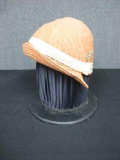 hats, hat, 1920s, cloches, women, s