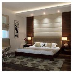 Bedroom False Ceiling Design, Master Bedroom Interior, Modern Master Bedroom, Bedroom Furniture Design, Modern Bedroom Design, Master Bedroom Design, Bedroom Designs, Bedroom Ceiling, Bedroom Black
