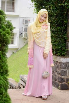 GDa'S Gallery: modest look : candy color