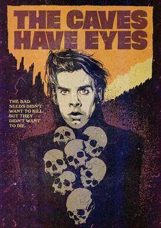 E Design, Graphic Design, Francisco Goya, The Bad Seed, Horror Posters, Nick Cave, Bride Of Frankenstein, Joy Division, Boy George