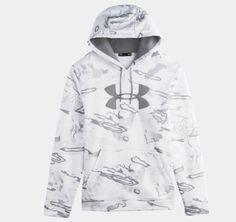 278f1db57 Men's Armour Fleece® Camo Big Logo Hoodie | Under Armour US