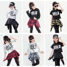 Adult Kids practice Panelled Patchwork Spliced Pants Camouflage Costumes Black faux two Harem Hip hop dance pants Wholesale Baby Clothes, Cheap Baby Clothes, Baby Clothes Online, Wholesale Clothing, Hip Hop Costumes, Jazz Costumes, Resale Clothing, Clothing Websites, Toddler Fashion