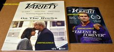 VARIETY MAGAZINE DECEMBER 16 2020 HARRY STYLES BTS VOUGHT REVOLT BOYS 115 K-POP