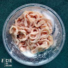wedzona kielbasa domowa Homemade Sausage Recipes, Polish Recipes, Macaroni And Cheese, Shrimp, The Cure, Meat, Ethnic Recipes, Food, Mac And Cheese