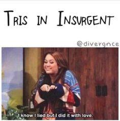 Oh Tris… it's sad because it's true…