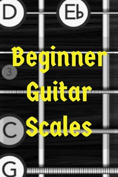 Guitar Tips to learn the Beginner Guitar Scales. Pentatonic Scale, Major Scale, and Blues scales. Also learn techniques to practice with the Scales. Guitar Scales Tabs, Beginner Guitar Scales, Basic Guitar Lessons, Guitar Lessons For Beginners, Play Guitar Chords, Guitar Songs, Guitar Scale Practice, Guitar Tutorial, Guitar Tips
