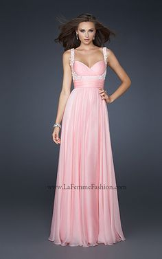 PROM DRESSES | La Femme Fashion 2012 - La Femme Prom Dresses - Dancing with the Stars