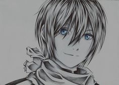 DeviantArt: More Collections Like Hiyori - Noragami (sketch) by ...