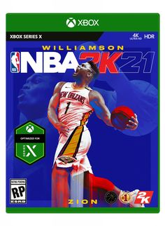Experience new features and new players in the classic basketball game on NBA 2K21 for Xbox Series X, S. In the new MyCAREER Story Ascend from high school ball to one of ten officially-licensed college programs to the big leagues. Make big moves on the court and even bigger moves off of it, and make a name for yourself along this exciting, dramatic journey. Games On Sale, 2k Games, Xbox Games, Basketball Video Games, Nba Basketball, Soundtrack, Take Two Interactive, Current Generation, Playstation 5