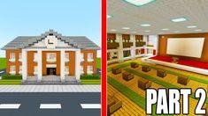 Minecraft Town Hall