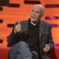 'John Malkovich saved my life': actor comes to bleeding pensioner's rescue -