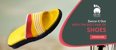 Web banner for Metro Footwear. #creativedesign #graphicdesign
