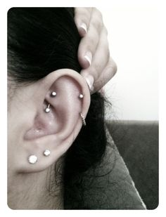 rook piercing, it will def be my next piercing!