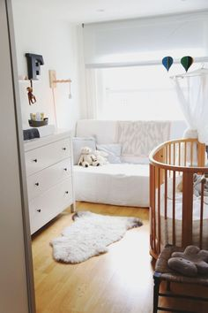 Small Space Ally: Stokke Sleepi Crib in 10 Real Rooms