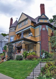 Find This Pin And More On House Victorian Houses In Bellefonte Pennsylvania