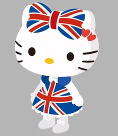 November 1 40years old Hello Kitty White