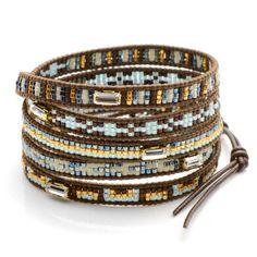 Chan Luu bracelet...Reviewed by اکبر اسکندری on Jul 22Rating: Chan Luu bracelet منبع by itsgoodtobeadme