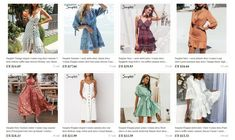 Top 8 Clothing Store for Women on AliExpress. The brands which are mentioned here have positive feedback of more than of the buyers Party Dresses For Women, Casual Dresses For Women, Clothes For Women, Top Clothing Stores, Clothing Company, Fashion Brand, Retro Fashion, Fast Fashion, Fashion Outfits