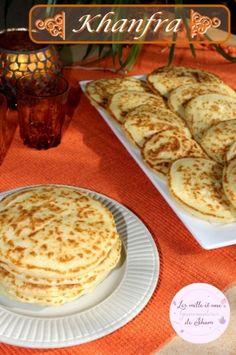 Algerian Recipes, Algerian Food, Nutella Crepes, Fat Loss Drinks, Berber, Beignets, Sweet Recipes, Entrees, Pancakes