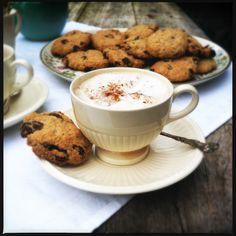 Koekjes bij de koffie