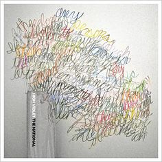 My favorite The National album (as it is the favorite of @rosaatje)