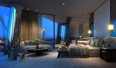 Modern Luxury Bedroom, Master Bedroom Interior, Modern Master Bedroom, Luxury Home Decor, Luxurious Bedrooms, Luxury Bedrooms, Bedroom Décor, Design Bedroom, Bedroom Ideas