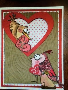 Matt and Laura's Valentine 2016 by bdeyes9 - Cards and Paper Crafts at Splitcoaststampers