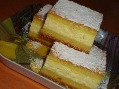 Placinta cu branza (cu foaie turnata) Finger Food Desserts, No Cook Desserts, Dessert Recipes, Romanian Desserts, Romanian Food, Torte Cake, Food Cakes, Cheesecake Recipes, I Foods