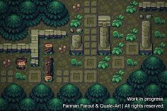 pixel art environment - Google Search