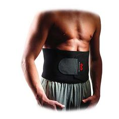 d62d366464 McDavid 491 Waist Trimmer waist trimmer for relieving pain or losing weight  Cushions