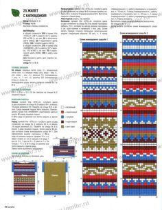 Monet's Garden Sweater free pattern Fair Isle Knitting Patterns, Knitting Machine Patterns, Crochet Stitches Patterns, Knitting Charts, Crochet Chart, Loom Patterns, Knitting Stitches, Hand Knitting, Vintage Knitting