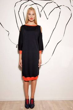 PAOLA HERNANDEZ SPRING 2014 READY-TO-WEAR COLLECTION