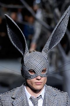 Grey Rabbit. | 27 Outfits For When You're Totally Over Being A Human