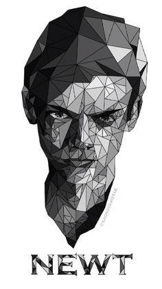 The Maze Runner Fan Art